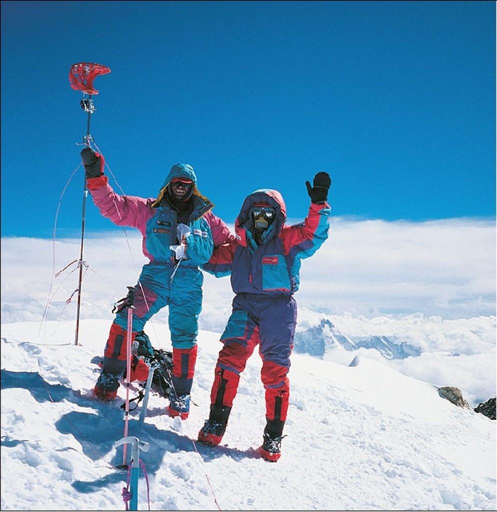 Na szczycie K2
