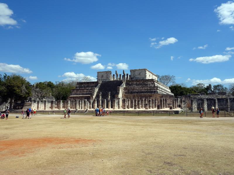 Świątynia Wojowników