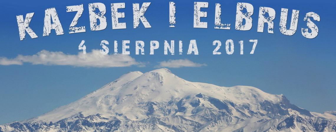 """Zapowiedź Projektu """"Kaukaskie Kolosy"""" Kazbek i Elbrus 2017"""