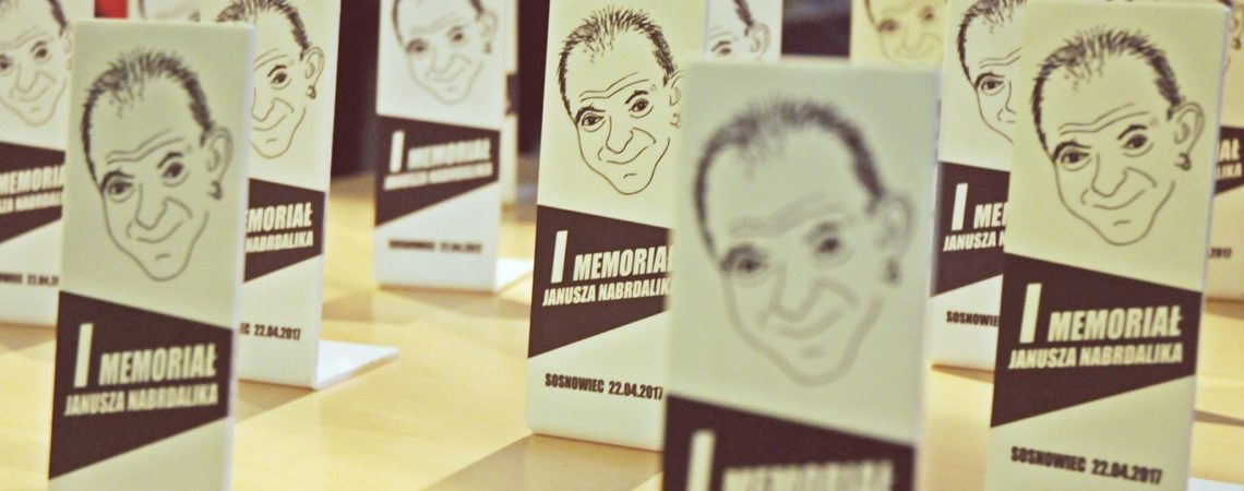 Już w kwietniu II Memoriał Janusza Nabrdalika