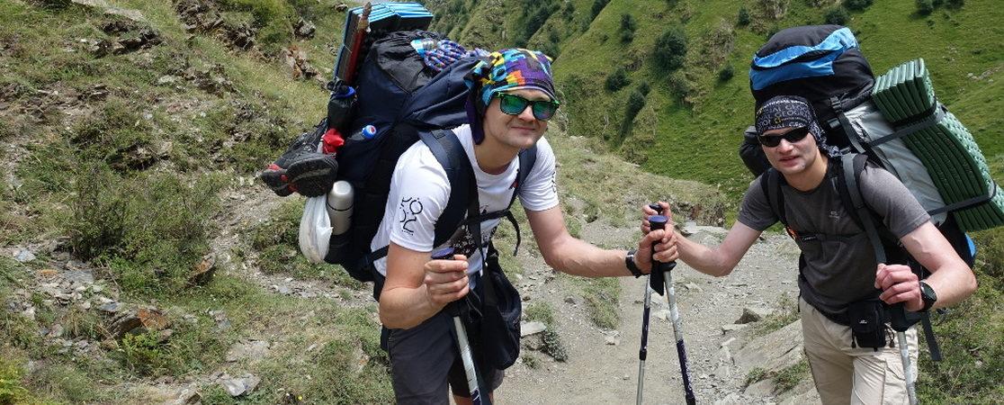 Relacja z wyprawy – Kazbek Część 1