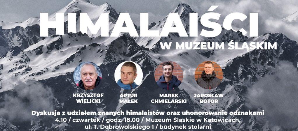 """O """"śląskich"""" Himalajach w Muzeum Śląskim"""