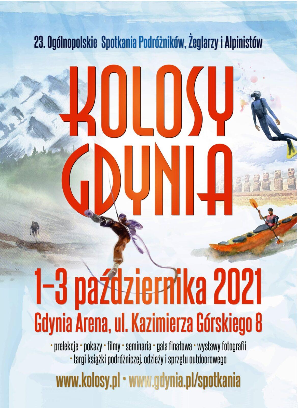 23. Ogólnopolskie Spotkania Podróżników, Żeglarzy i Alpinistów